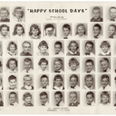 Class Picture 1957-1958
